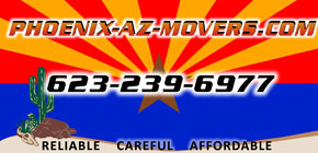 Local Movers Phoenix Arizona